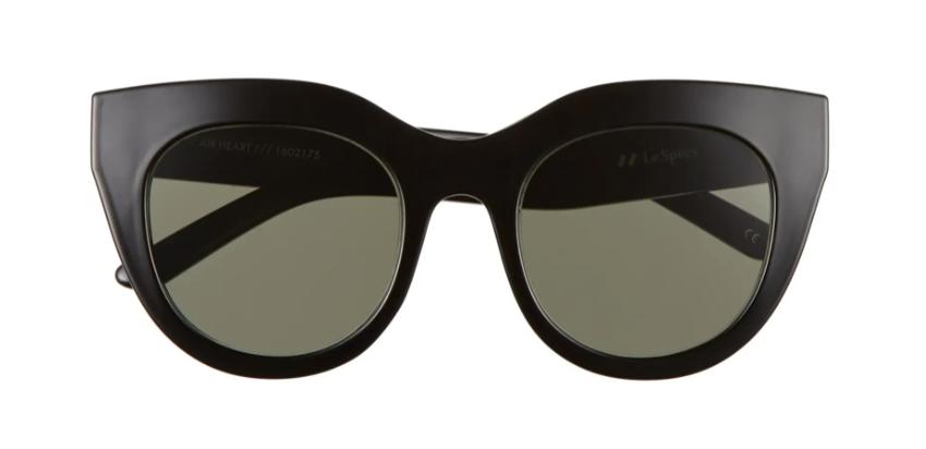 Le Specs Heart Air Heart Sunglasses Meghan Markle