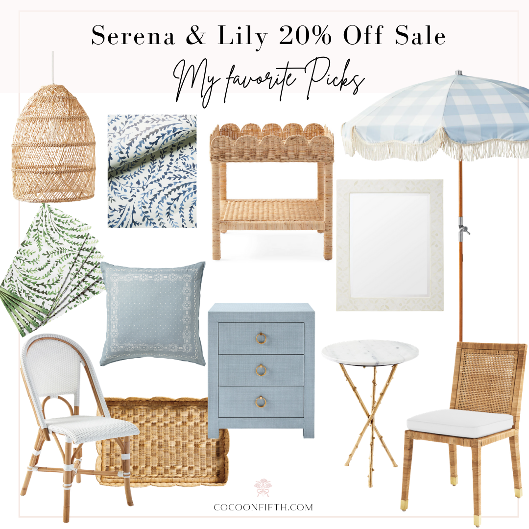 Serena & Lily Sale Best Items