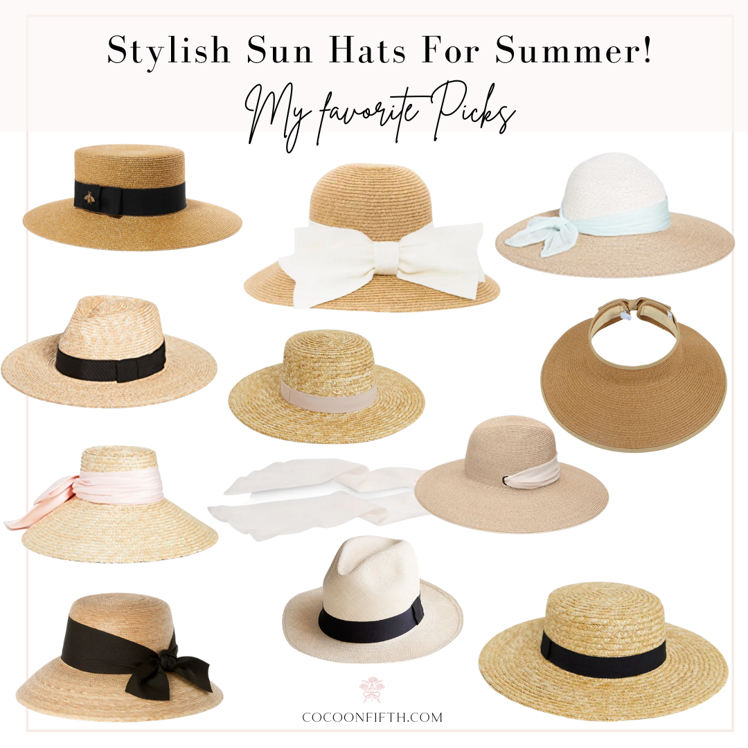 Summer hats for women all budgets